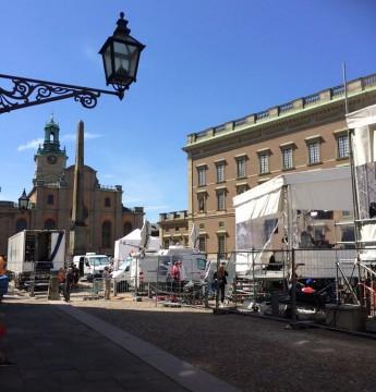 Royal Wedding in Stockholm