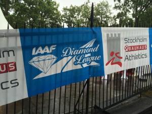 Diamond League Sthlm 2015