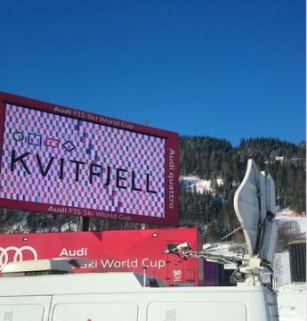 Alpine World Cup Kvitfjell