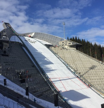 World Cup in Oslo