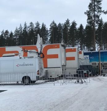 Biathlon in Finland