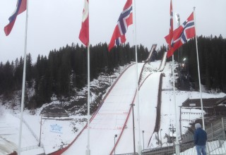 World cup and Raw Air in Trondheim